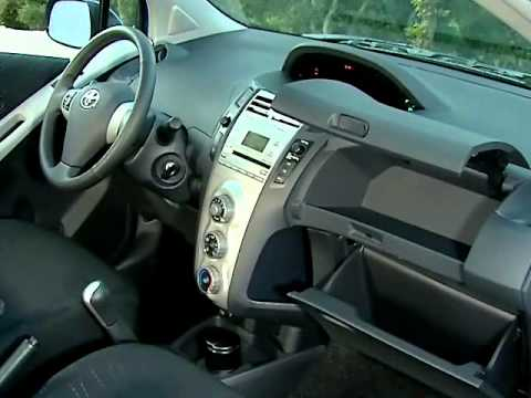 Lampen Toyota Auris : Toyota yaris youtube