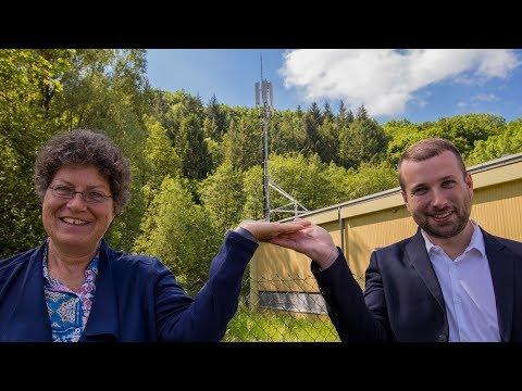 Social Media Post: #LTEüberall - Mobilfunkstandort Schonungen - Endlich LTE und...