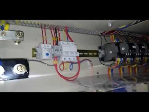 Wiring Diagram Panel KapasitorWiring Diagram