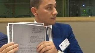 В Европарламенте требуют освободить одесских журналистов