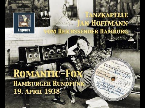 """Tanzkapelle Jan Hoffmann vom Reichssender Hamburg """"Romantic Fox"""" April 1938 HD"""