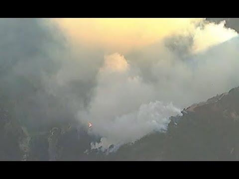 56 Orang Tewas Dalam Tragedi Kebakaran Hutan AS Mp3
