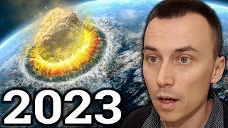 WARNING: 700 Foot Asteroid Racing Towards Earth | 2023 Impact Date!