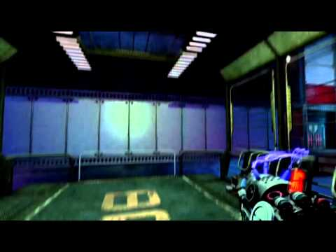 Magrunner: Dark Pulse Gameplay Walkthrough Part 1 (Xbox Live Arcade Free Demo Trial - Xbox 360 XBLA)