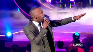 Andile kamajola, Dumi mkokstad and Omega performing @ SAMA24