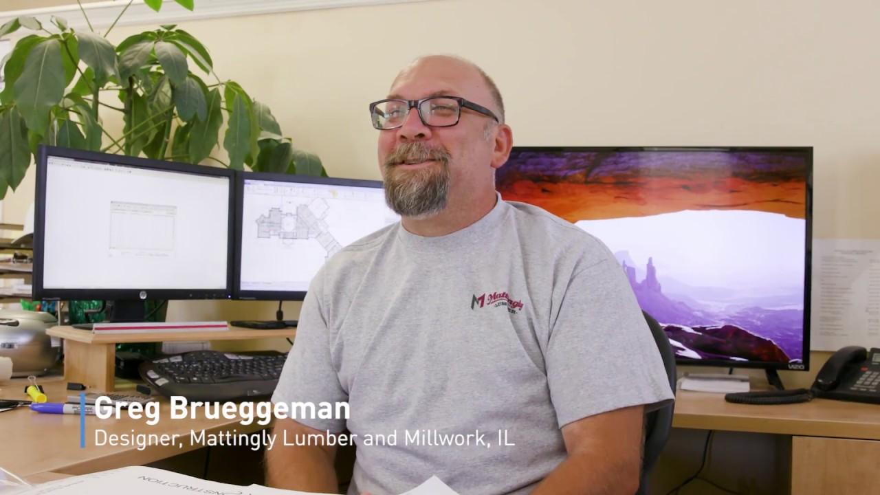 Mitek Customer Stories Mattingly Lumber On The Value Of