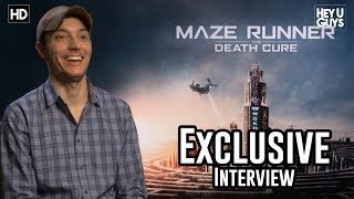 Director Wes Ball On Dylan's Accident & The Gift Of Making The Maze Runner Trilogy