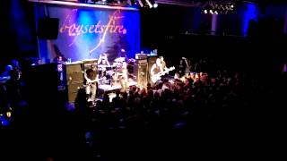 Live - Boysetsfire The Misery Index - Walk Astray