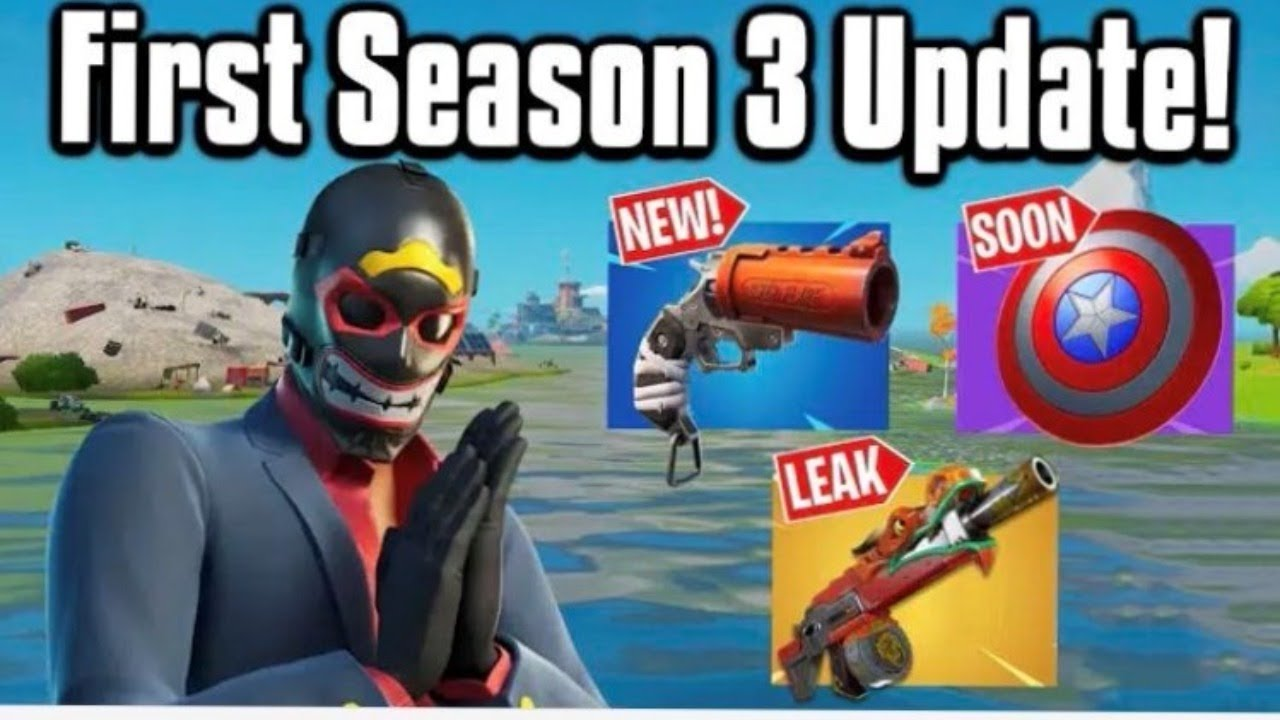 *NEW*  INSANE UPDATE  🔴LIVE🔴 FORTNITE