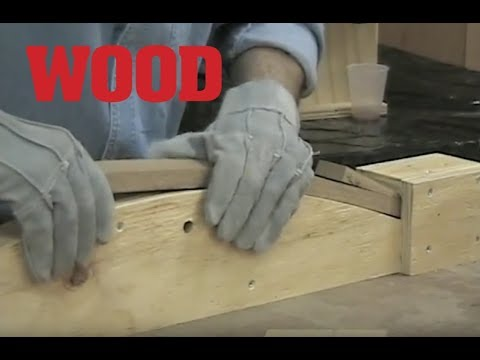 Steam-bending Basics - WOOD magazine