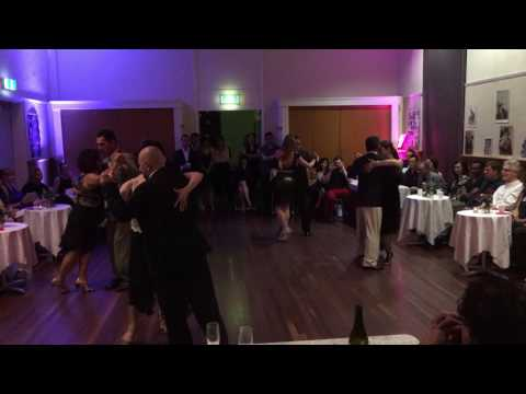 Melbourne Teachers y Elina Roldan - Argentine Tango Performance