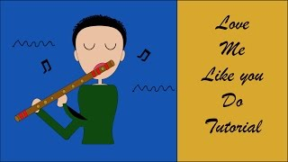 Love Me Like You Do In-depth lesson/tutorial | Indian Classical Notation