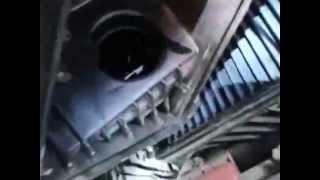 كيفية تنظيف حساس الماف و البوابه لنيسان صني How To Clean Throttle Body & MAF