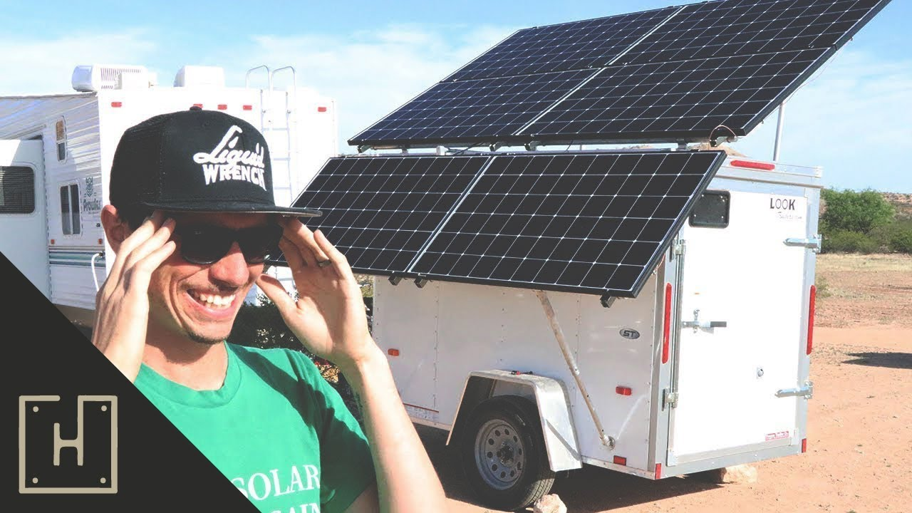 Do-it-yourself solar generator: instructions for making an alternative energy source 34