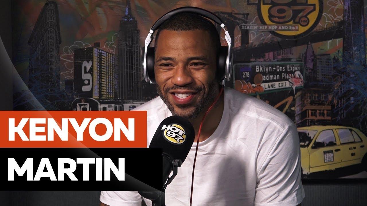 78492dbec802 Kenyon Martin Challenges Joakim Noah  Speaks On Phil Jackson   Big 3 ...