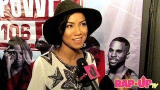 Jhené Aiko Praises Nicki Minaj's 'Lookin Ass'
