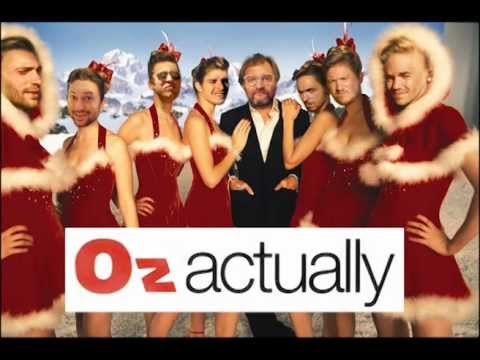 Christmas Is All Around.Oz One Christmas Is All Around Love Actually Soundtrack Cover