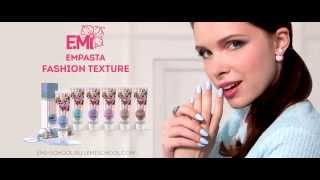 Набор красок гелевых EMPASTA Fashion Фактуры backstage