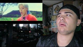 B A P HONEYMOON MV Reaction