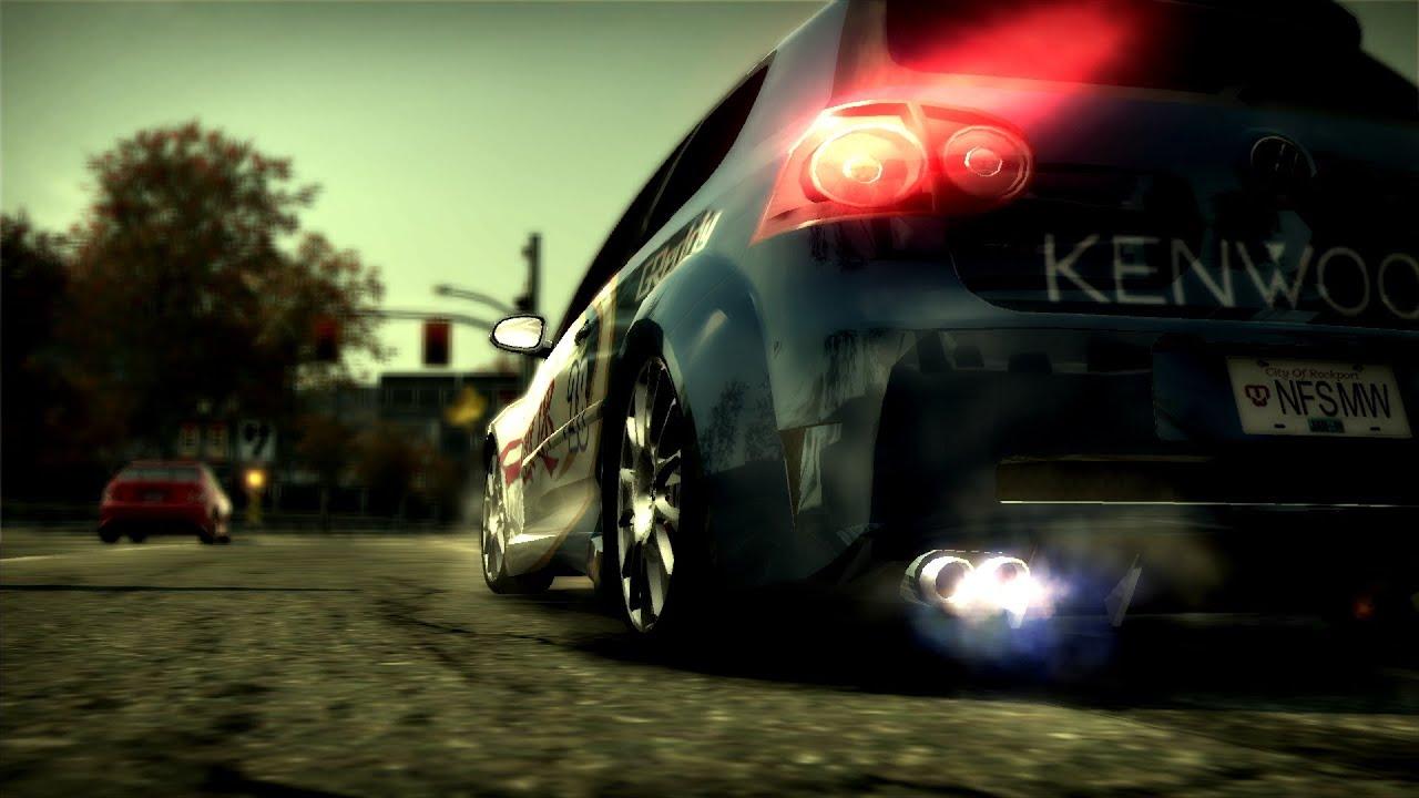 【ゆっくり実況】ゆっくり四人組の逃走劇!~part3~Need for Speed Most Wanted 2005