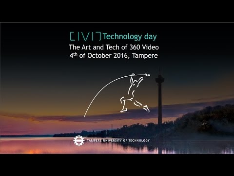 The CIVIT Technology Day: The Art and Tech of 360 Video