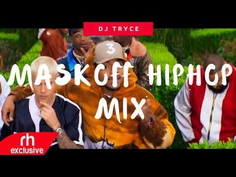 HIPHOP MASKOFF TRAP MIX - DJ TRYCE,Migos,Travis,Drake,Quavo,Lil Yatchy,Nicki Minaj,Chris Brown