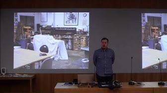 Väitöskirjat kuvina Kaisa-talossa 10.4.2014: Tuomo Hiippala
