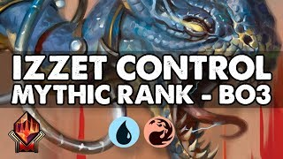 Mythic Ranked Play - Izzet Control (Best of 3)