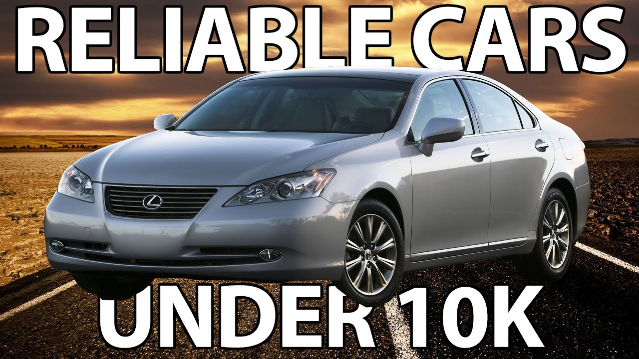 Top 7 Most Reliable Cars Under 10k Youtube