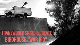 BIRDHOUSE | SKATE AND CREATE 2020 | ELLIOT SLOAN