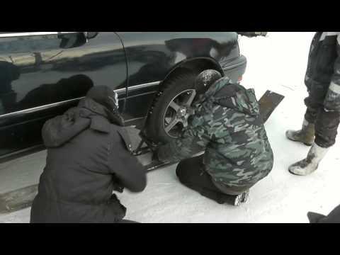 Лыжи на колёса