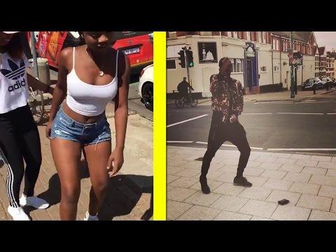 Yile Gqom challenge lit dance moves!