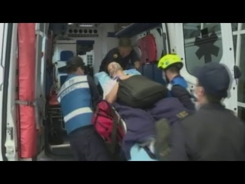 Hong Kong high-speed ferry accident leaves 70 injured