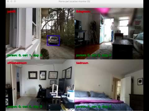 Live video streaming over network with OpenCV and ImageZMQ