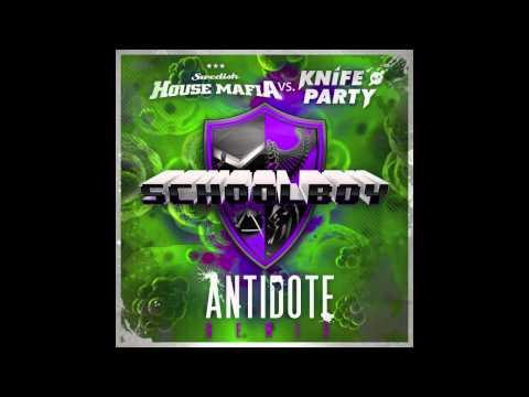 Swedish House Mafia vs Knife Party - Antidote (Schoolboy Remix)