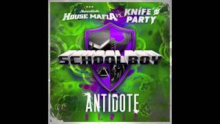 Swedish House Mafia vs Knife Party - Antidote (Schoolboy Remix)