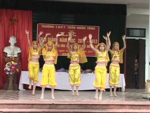 Ánh trăng tình bạn - THPT Trần Nhân Tông Nam Định