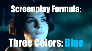 Screenplay Formula: Three Colors: Blue