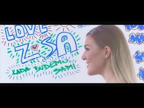 Zsa Zsa - Kada budemo sami/Acoustic (Official Video with Lyrics)