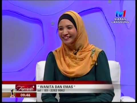 TV1 Feminin: Wanita dan Emas Bahagian kedua