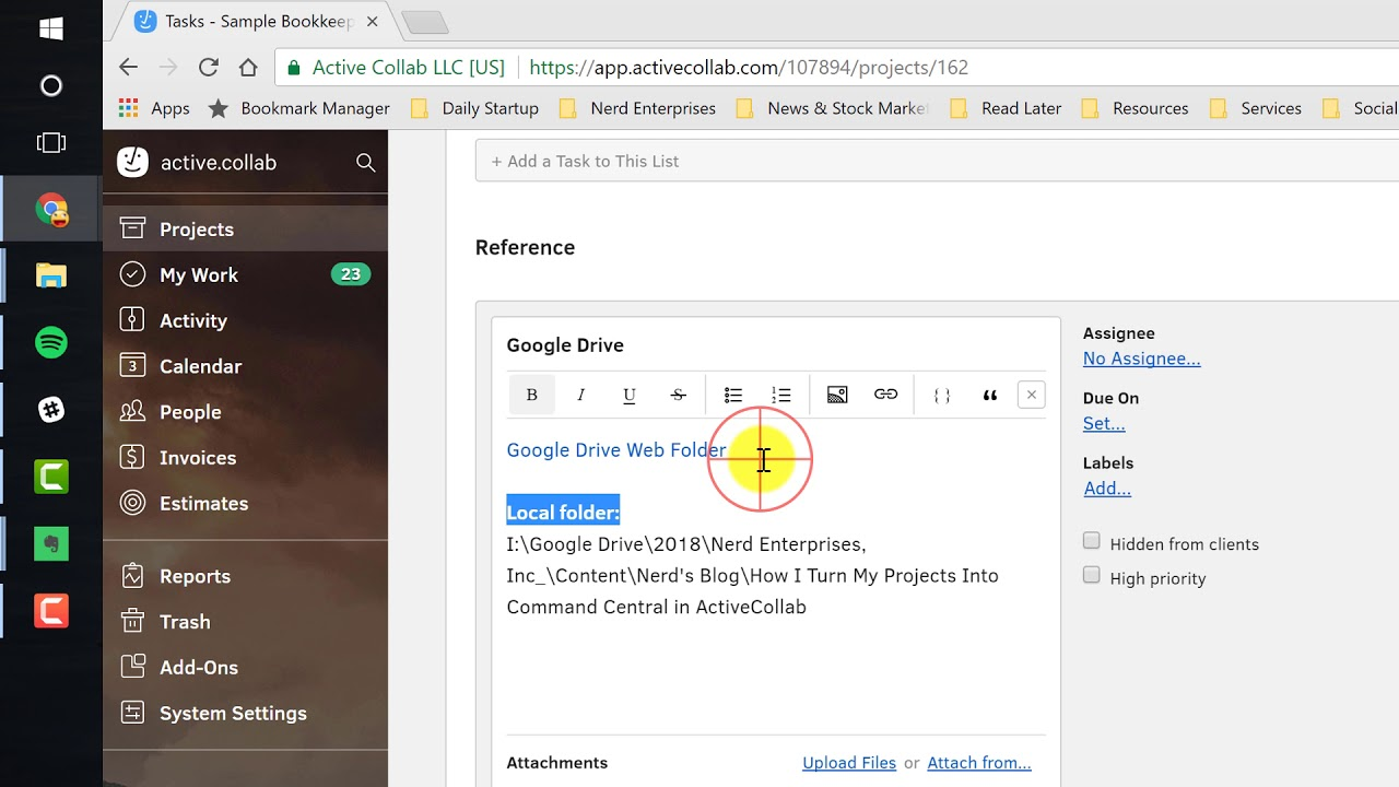 Activecollab how to turn your projects into command central in activecollab