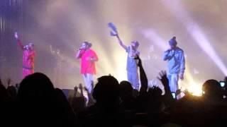 Bone Thugs-N-Harmony- Tha Crossroads- (Live) St. Louis 2016