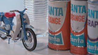SuperCub 60周年企画 日本コカ・コーラ株式会社「FANTA」インタビュー