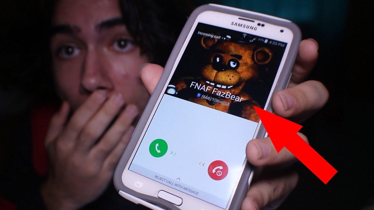 Freddy frazbears pizza phone number - Calling Freddy Fazbear Pizza He Knocked On My Door And Left Pizza