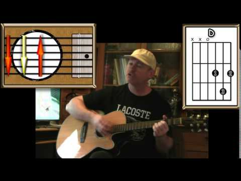You Can't Hurry Love - Phil Collins - Acoustic Guitar Lesson