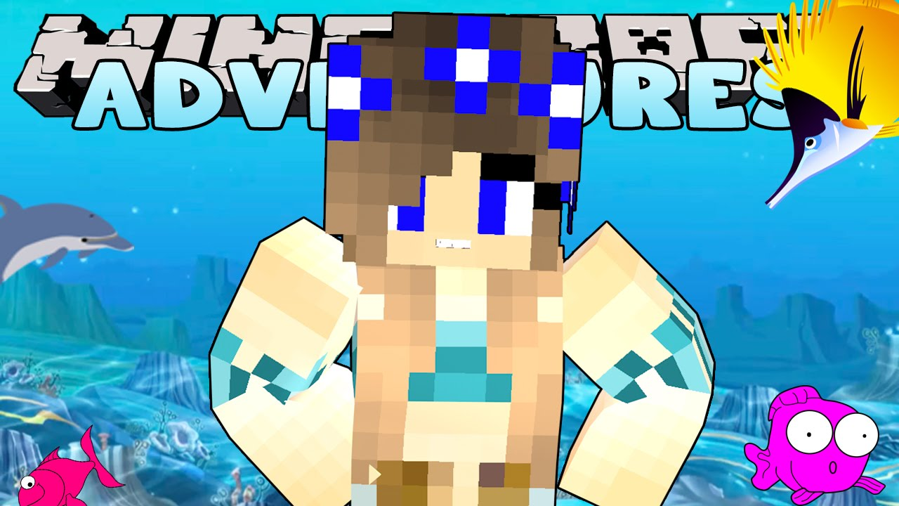 Minecraft vacation little carly adventures little carly turns into a minecraft vacation little carly adventures little carly turns into a mermaid youtube publicscrutiny Gallery