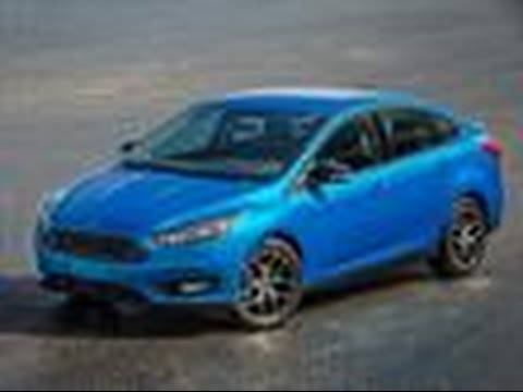 Ford Focus 2.0  Тест-драйв