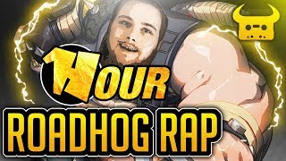 OVERWATCH SONG - ROADHOG RAP | Dan Bull feat. Anything4Views (1 HOUR)