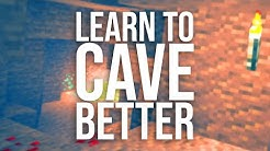 9 CAVING HACKS That Will Make You Better at Minecraft!