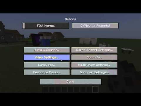 Minecraft Snapshot 13w41a: Цветно стъкло и интересни новости по сървър листа!!